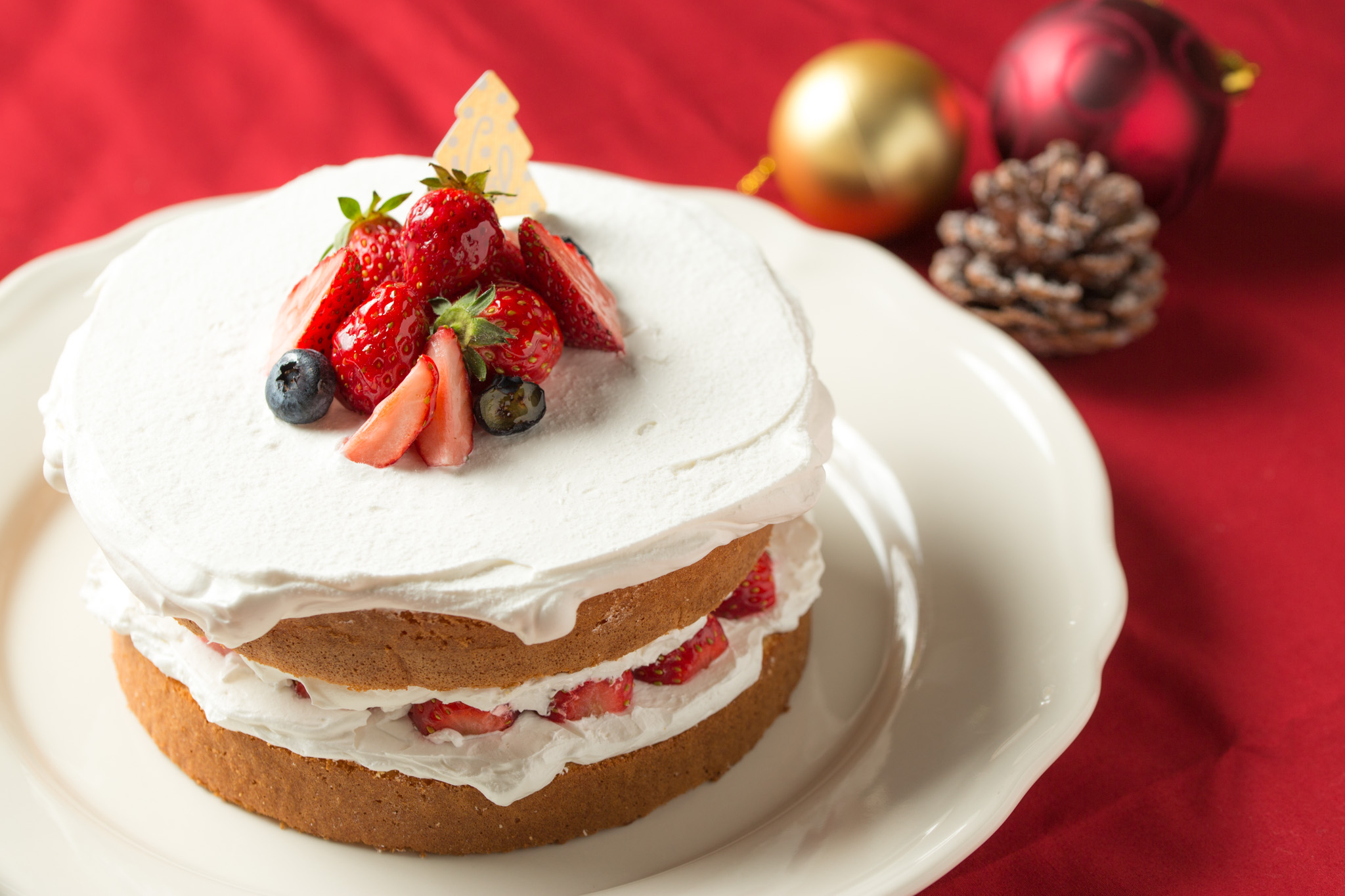 スポンジ ケーキ 膨らま ない