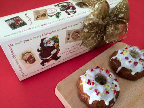 計りのいらないお菓子教室 happy sweets studio クリスマスケーキレッスン