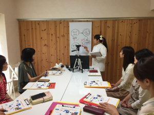 お菓子教室開業・自宅教室・サロネーゼ