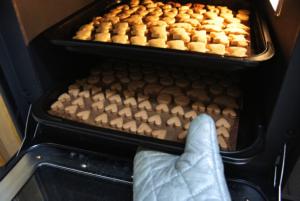 パティシエおすすめの2段オーブン